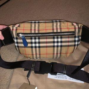 burberry fanny pack replica